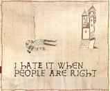 I hate it ....