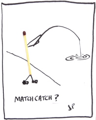 Match catch - fishing