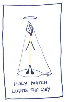 Holy match