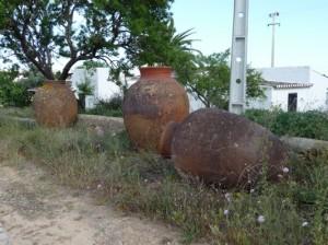 BIG pots .....